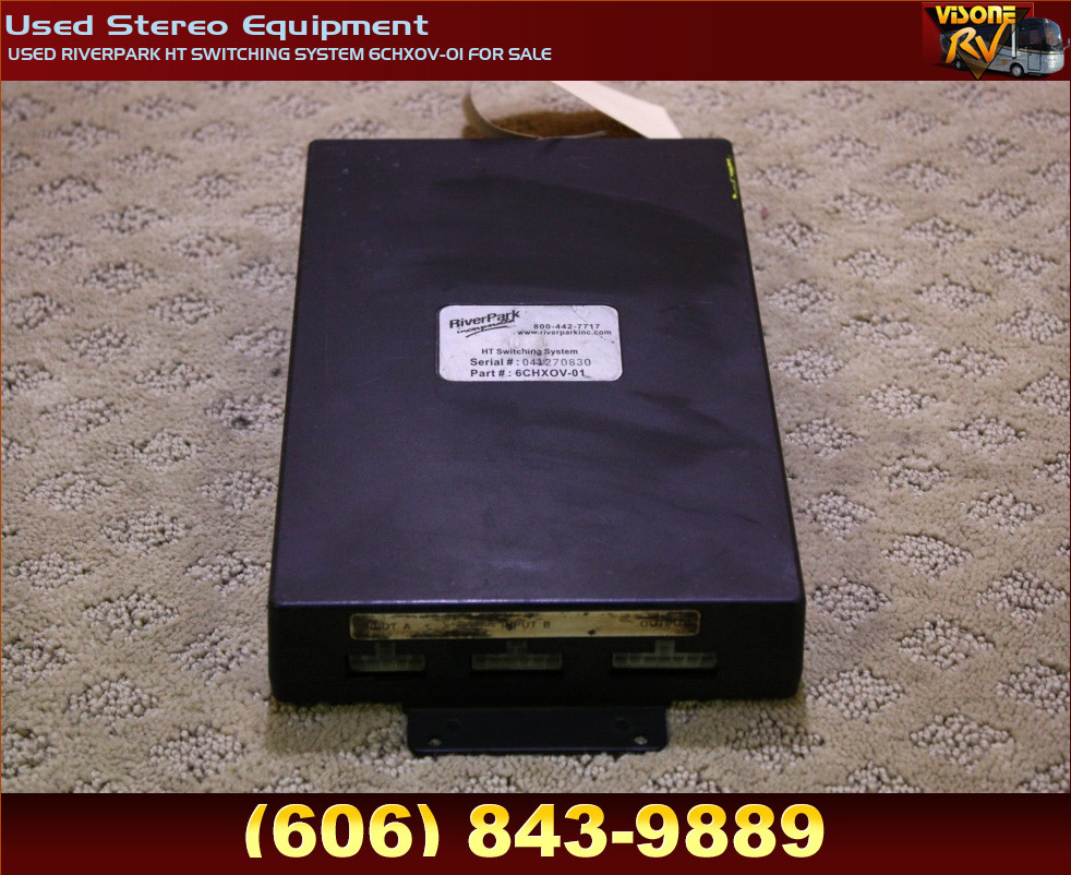 Used_Stereo_Equipment