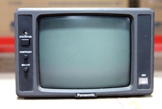 USED PANASONIC RV/MOTORHOME BACK UP MONITOR MODEL: GP-RV112