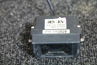 USED JENSEN RV/MOTORHOME BACK UP CCD B/W CAMERA SN:C1B2020