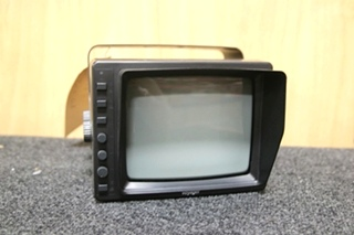 USED VOYAGER RV/MOTORHOME BACK UP B/W MONITOR MODEL: AOM-70 (AOM70)