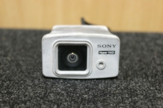 USED SONY RV BACKUP CAMERA B/W MODEL: SSC-530AM SN: 110286