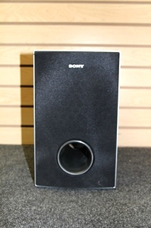 SONY HOME THEATRE SPEAKER MODEL: SS-WS71 SN: 3858828