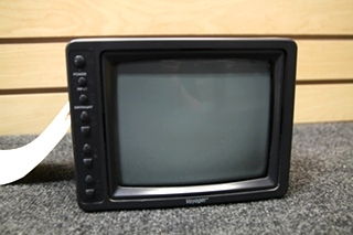 USED VOYAGER BACKUP CAMERA 7 INCH B/W MONITOR PN: AOM-78 SN: 7800021200330