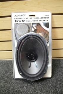 NEW AUDIOVOX  FACTORY REPLACEMENT 6 X 9 SPEAKER PN: RSP-69 (RSP69)