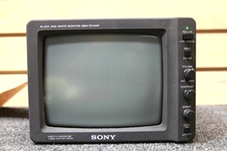 USED RV/MOTORHOME SONY B/W BACKUP MONITOR PN: SSM-721AMR SN: 188791