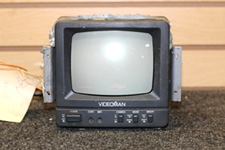 USED RV/MOTORHOME VIDEOMAN BACKUP MONITOR PN JCM-552 SN: J90500044