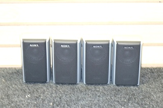 USED SONY SPEAKER SYSTEM PN: SS-TS51