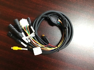 BRAND NEW! VOYAGER BACKUP MONITOR/CAMERA WIRING HARNESS PN: AOM7694F