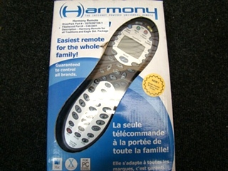 NEW HARMONY REMOTE INTERNET POWERED UNIVERSAL REMOTE