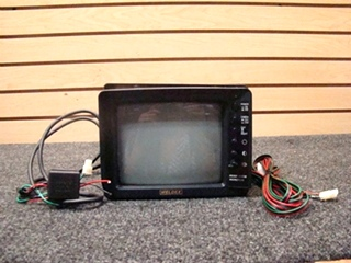 USED WELDEX RV/MOTORHOME BACK UP CAMERA MODEL: WDRV-3007M