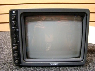 USED RV/MOTORHOME VOYAGER BACK UP MONITOR VOM-784CT