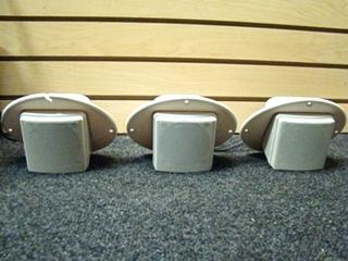 USED RV/MOTORHOME 3 PIECE SET SURROUND SOUND SPEAKERS