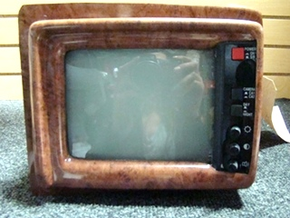USED RV/MOTORHOME JENSEN TV MONITOR MODEL: RCS70 (WITH TRIM) FOR SALE