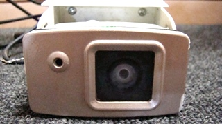 USED RV/MOTORHOME BACK UP B/W CAMERA ADTH