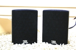 USED RV PARTS JBL SPEAKER SET FOR SALE