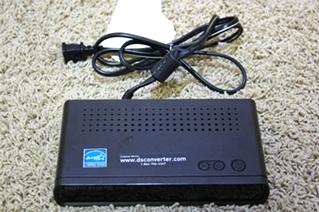 USED DIGITALSTREAM  DIGITAL TO ANALOG CONVERTER BOX DTX9950 MOTORHOME ELECTRONICS FOR SALE