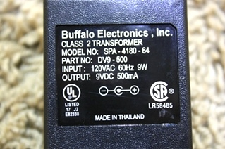 USED RV PARTS BUFFALO ELECTRONICS AMPLIFIED & REGULATED FOR SALE