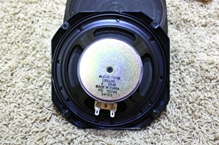 USED SET OF 2 BLACK RV MAGNADYNE SPEAKERS FOR SALE