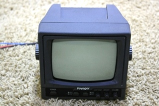 USED VOYAGER 5 INCH BLACK/WHITE RV MONITOR VOM-58 FOR SALE