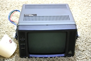 USED PANASONIC BLACK & WHITE MONITOR GP-RV112 RV PARTS FOR SALE