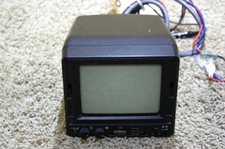 USED MOTORHOME INTEC CAR VISION MONITOR CVM600 RV PARTS FOR SALE