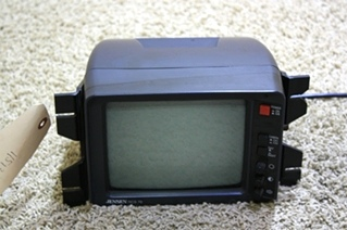 USED RV JENSEN REAR VIEW MONITOR RCS 70 MOTORHOME ELECTRONICS FOR SALE