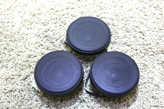 USED BLACK MAGNADYNE SET OF 3 RV SPEAKERS FOR SALE