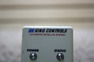 USED MOTORHOME KING CONTROLS SATELLITE REMOTE CONTROL FOR SALE