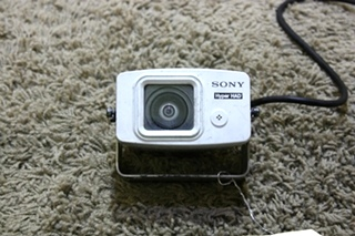 USED SONY BLACK & WHITE VIDEO CAMERA SSC-530AM RV PARTS FOR SALE