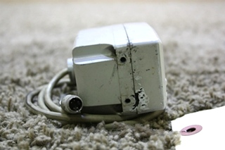 USED WELDEX WDRV-3057 B/W OUTDOOR CAMERA MOTORHOME PARTS FOR SALE