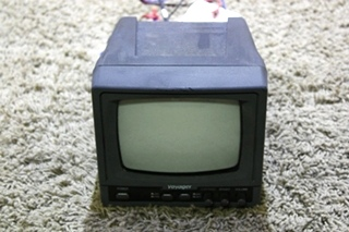 USED RV VOYAGER 5 INCH BLACK & WHITE MONITOR VOM-58 FOR SALE