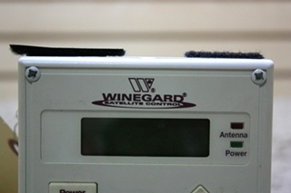 USED RV WINEGARD SATELLITE CONTROL TOUCH PAD FOR SALE