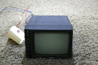 USED VOYAGER VOM-78 B/W MONITOR MOTORHOME PARTS FOR SALE