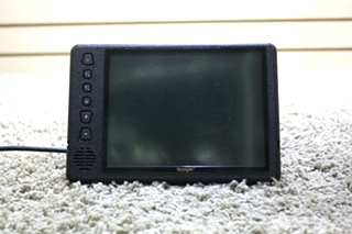 USED MOTORHOME VOYAGER AOM681 FLAT SCREEN MONITOR FOR SALE