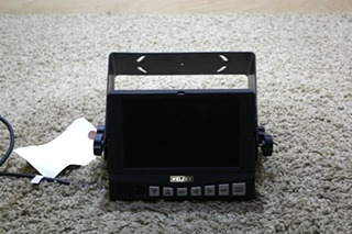 USED RV WELDEX TFT LCD MONITOR WDRV-7041M FOR SALE