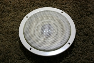 USED MOTORHOME 6 INCH WHITE ADVANTZ SPEAKER FOR SALE