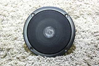 USED RV BLACK 6 INCH SP-8527 SPEAKER FOR SALE