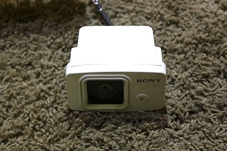 USED SONY BLACK AND WHITE SSC-530AM VIDEO CAMERA MOTORHOME PARTS FOR SALE