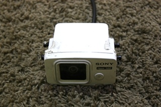 USED SONY SSC-530AM RV BLACK AND WHITE OUTDOOR VIDEO CAMERA FOR SALE