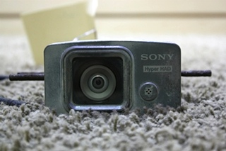 USED RV SONY SSC-530AM BLACK AND WHITE VIDEO CAMERA FOR SALE