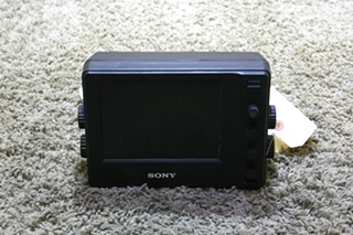 USED VCB-MHD1 SONY COLOR MONITOR RV ELECTRONICS FOR SALE