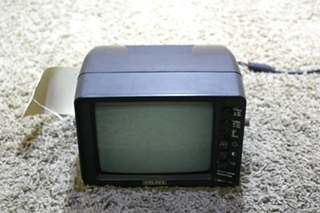 USED WDRV-3007M WELDEX B/W MONITOR WITH AUDIO RV PARTS FOR SALE