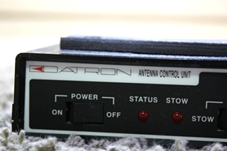 USED RV DATRON ANTENNA CONTROL UNIT 128250-104 MOTORHOME PARTS FOR SALE