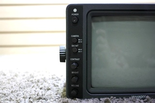 USED MOTORHOME VOYAGER 7 INCH B/W MONITOR VOM-78 FOR SALE