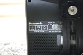 USED RV PANASONIC CY-VM5800U COLOR LCD MONITOR FOR SALE
