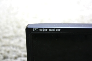 USED MOTORHOME TFT COLOR MONITOR FOR SALE