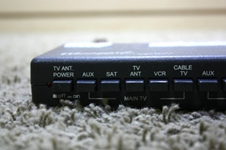 USED MOTORHOME VS-0503/5312 WINEGARD ENTERTAINMENT SELECT TV SWITCH BOX FOR SALE