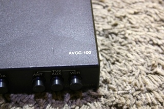 USED FLEXVISION AVCC-100 MOTORHOME TV SWITCH BOX FOR SALE