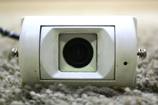 USED RV OUTDOOR REAR VIEW CAMERA FOR SALE