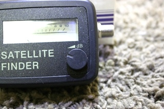 USED MOTORHOME SATELLITE FINDER SF 95 FOR SALE